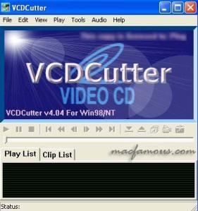 vcd-cutter
