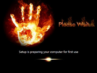 Windows 7 Fire