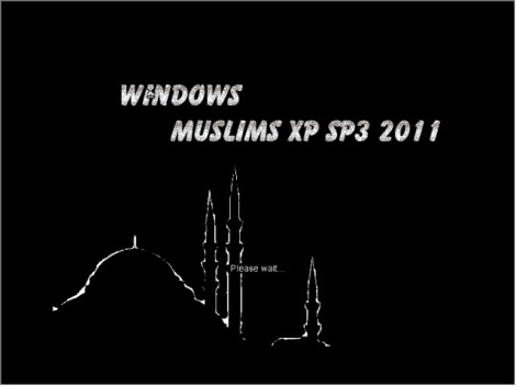 Master Windows XP SP3 Muslim Edition 2011 Ultimate