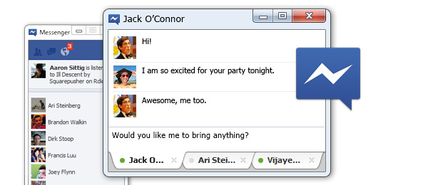 facebook-messanger-for-windows