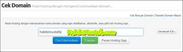 Cek Nama Domain